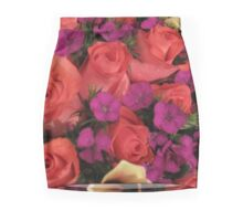 Spring Flowers Series Pencil Skirt