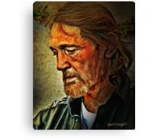Man of Constant Sorrow Canvas Print