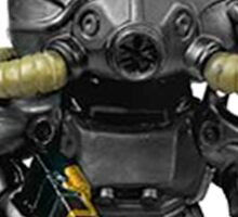 Fallout 4 Brotherhood Of Steel Sticker