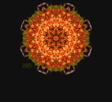 Autumn Wreath Tee Mens V-Neck T-Shirt