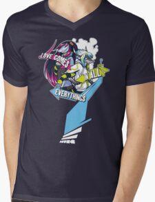 All Everythings Mens V-Neck T-Shirt