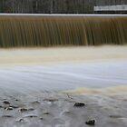 Brock's Millpond Dam by JGetsinger