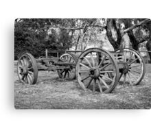 Old timer Canvas Print