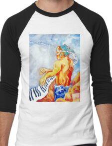 ZEN PIANO Men's Baseball ¾ T-Shirt