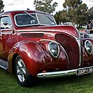 Ford 1938 Coupe by Ferenghi