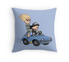 Party Time Excellent Throw Pillow