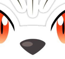 Pokemon - Fennekin / Fokko Sticker