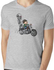 Judgement Day Mens V-Neck T-Shirt