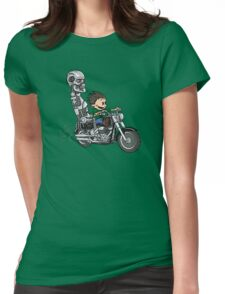 Judgement Day Womens Fitted T-Shirt