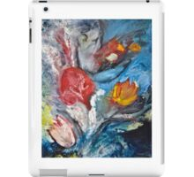 Old Flowers Don't Really Die iPad Case/Skin