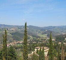 Tuscan Landscape by jojobob