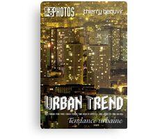 Expo Photo - Urban Trend Metal Print