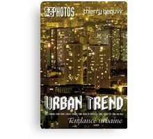 Expo Photo - Urban Trend Canvas Print