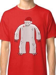 Yeti Claus Classic T-Shirt