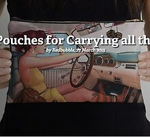 10 Cool Pouches for Carrying all the Things by Redbubble Community  Team