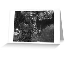 A Christmas In Hunt Valley Greeting Card