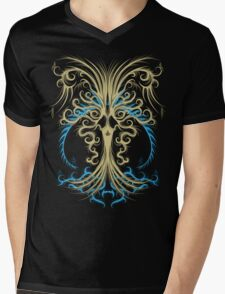 Spiritual Being Mens V-Neck T-Shirt