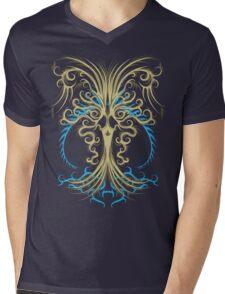 Spiritual Being Mens V-Neck T-Shirt