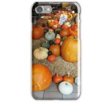 Cucurbita iPhone Case/Skin