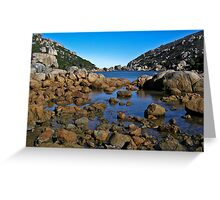 Waychinicup Inlet Greeting Card