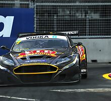 Tony Quinn - Aston Martin by Bill Fonseca