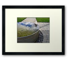 """dream sailing"" Framed Print"