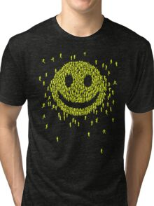 Happy Crowd Tri-blend T-Shirt