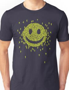 Happy Crowd Unisex T-Shirt