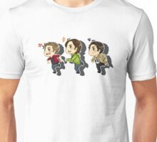 Team Free Will Running  Unisex T-Shirt