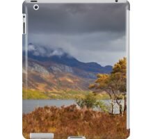 Between Squalls iPad Case/Skin
