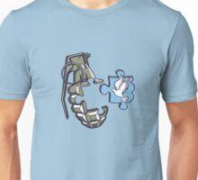 Missing Peace Unisex T-Shirt