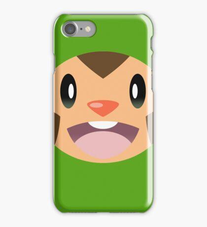 Pokemon - Chespin / Harimaron iPhone Case/Skin
