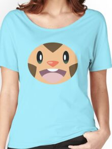 Pokemon - Chespin / Harimaron Women's Relaxed Fit T-Shirt