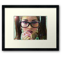 Daughter's Framed Print