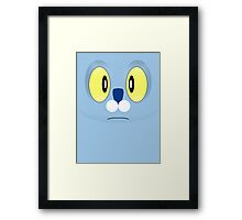 Pokemon - Froakie / Keromatsu Framed Print