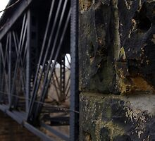 Bridge Trestle by rdshaw