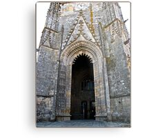 """ The Highest Church Door"" Metal Print"