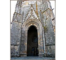 """ The Highest Church Door"" Photographic Print"