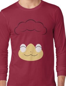 Pokemon - Panpour / Hiyappu Long Sleeve T-Shirt