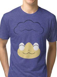 Pokemon - Panpour / Hiyappu Tri-blend T-Shirt