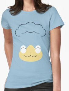 Pokemon - Panpour / Hiyappu Womens Fitted T-Shirt
