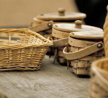 Baskets by Geff Bourke