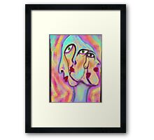 Do You See What I See... Framed Print