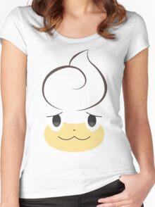Pokemon - Pansear / Baoppu Women's Fitted Scoop T-Shirt