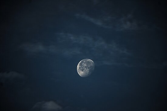 December Moon by Mike Oxley
