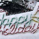 Happy Holidays by © Bob Hall