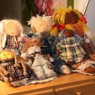 The Dolls Story... by Nira Dabush