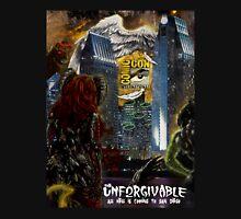 The Unforgivable San Diego Comic Com poster design Unisex T-Shirt