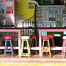 Barstools by Christine Wilson