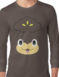 Pokemon - Pansage / Yanappu Long Sleeve T-Shirt